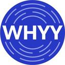 Logo for WHYY