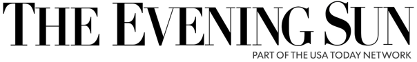Logo for The Evening Sun